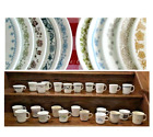 Kyпить Vintage Corelle Add-On / Replacement Dinnerware (See Pattern Choices) YOU CHOOSE на еВаy.соm