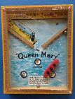"""The Queen Mary""- Vintage Dexterity Puzzle by R. Journet, London c. 1940"