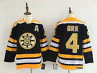 Replica Vintage Bobby Orr 4 Boston Bruins Jersey