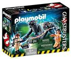 Ghostbusters Venkman And Terror Dogs - Playmobil (Toy New)