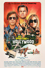 Внешний вид - Posters USA - Once Upon A Time In Hollywood Movie Poster Glossy Finish - CIN016