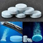 5/10Pcs Auto Car Windshield Glass Wash Cleaning Concentrated Effervescent Tablet