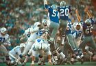 NATIONAL FOOTBALL LEAGUE NFL GREATEST PLAYS LIONS COLTS PUBLICITY PHOTO $8.79 USD on eBay
