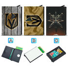 Vegas Golden Knights Leather Credit ID Card Case Holder RFID Protector Wallet $11.99 USD on eBay