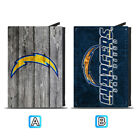 San Diego Chargers Leather Credit Card Case Holder RFID Blocking Wallet $11.99 USD on eBay