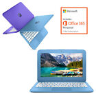 "HP 11.6"" HD Intel N3060 4GB 32GB eMMC Windows 10 Streambook + 1-Year Office 365"