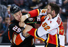 NATIONAL HOCKEY LEAGUE NHL GREATEST FIGHTS STEWART VS BOLLIG PUBLICITY PHOTO $8.69 USD on eBay