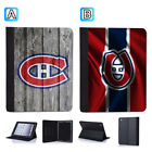 Montreal Canadiens Flip Case For iPad Mini 1 2 3 4 Air 5 6 Pro 9.7 10.5 12.9 $19.99 USD on eBay