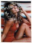 FARRAH FAWCETT FAMOUS POSTER 1976 HD Printed Art Fabric Painting Multi Sizes