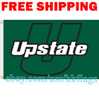 FULL T U Teams Logo NCAA College Flag Banner 3x5 ft - Pic Your Team