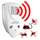 Electric Pest Repeller Anti Insect Ultrasonic Plug In Keep Away Mice Rat