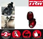 TRW HANDLEBAR ENDS   ALUMINIUM   RED FOR <em>YAMAHA</em> XS