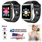 Bluetooth Smart Watch GSM Unlocked Watch Cell Phone for Samsung S8 S7Edge S6 S5