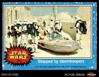 1977 Topps Star Wars #29 Stopped by Stormtroopers 6 - EX/MT $2.6 USD on eBay