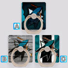 San Jose Sharks Mobile Cell Phone Holder Stand Mount Rotate Ring $3.49 USD on eBay