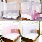 Mosquito Net Double Queen King Size Box Fly Insect Bug Protection Netting US image