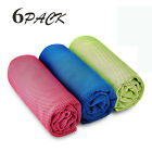 SPORT Exercise Cooling Towel Microfiber Towel Instant Relief Quick Dry Ice Towel image