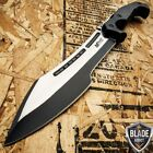 """16"""" HD Full Tang Hunting Fixed Blade Tactical Knife Machete Army Rambo Bowie !!"""