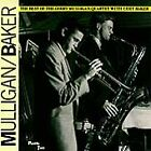The Best of Gerry Mulligan Quartet with Chet Baker by Gerry Mulligan/Gerry...