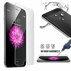 Premium Screen Protector Tempered Glass For iPhone SE 5 6 7 8 Plus X Xs Max 1-6X