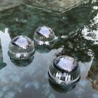 Waterproof Solar Powered LED Floating Ball Lamp Decor Light for Swimming Pool PM