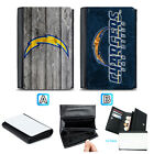 San Diego Chargers Leather Women Wallet Coin Purse Holder Handbag $13.99 USD on eBay