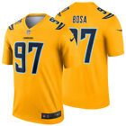 NEW Nike 2019 Joey Bosa 97 Los Angeles Chargers Jersey Inverted Legend Edition $99.99 USD on eBay