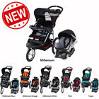 Baby Trend Expedition Jogger Travel System Canopy Cup Holders Baby Baby Seat