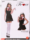 ADULT SEXY SCHOOL GIRL COSTUME NAUGHTY UNIFORM FANCY DRESS HEN PARTY OUTFIT