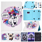For 10 Inch Tablet PC Universal PU Leather Flip Kids Shockproof Case Cover Stand
