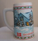 MILLER BEER MUGS / STEINS - YOUR 5 CHOICES