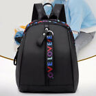 Women Waterproof Shoulder Bags Oxford Cloth Storage Mini Casual Travel Backpack
