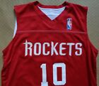 Alleson Athletic 2 Colors Houston Rockets NBA Basketball Jersey T Shirt Boys L on eBay