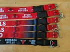 NBA Chicago Bulls Lanyard Key Ring Keychain ID Holder on eBay