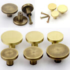 Classical Brass Knob For Cabinet Drawer Cupboard Wardrobe Pull Handle(With Screw