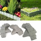 10x - 100x Lawn Border Edging Rite Edge Garden Glass Edge Hammer-in Plant Border