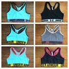 NEW Under Armour Women Sports Bra No Padded Top Gym Yoga Fitness Size S M