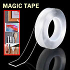 Kyпить Magic Double-sided Tape Traceless Washable Adhesive Gel Nano Invisible Tape на еВаy.соm