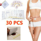 30 Strong Slimming Patches Weight Loss Diet Aid Detox Slim Patch Fat Burner Slim $1.03 USD on eBay