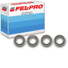 Fel-Pro Fuel Injector O-Ring Kit for 2005-2009 Saab 9-7x FelPro - Service c...