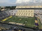 2 2019 LSU Tigers Football Season Tickets Section 613 Row 11