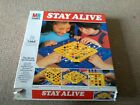 Stay Alive MB Board Game With Marbles