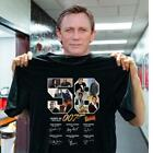 58 Years of 007 James Bond T-Shirt Anniversary $35.65 CAD on eBay