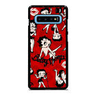 BETTY BOOP COLLAGE Samsung S5 S6 S7 Edge S8 S9 S10 S10e Plus Case Cover $15.9 USD on eBay