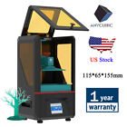 ANYCUBIC Photon SLA 3D Printer 2.8 Inch TFT Screen Fast Slicing + 1L 405nm Resin