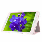 Flip Stand Leather Case Slim Shockproof Cover For Samsung GALAXY Tab S2 8.0 9.7