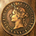 1888 CANADA LARGE CENT PENNY LARGE 1 CENT