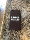 iPhone 6/6s Plus phone case. The Office Dunder Mufflin Brown.