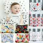 100 Cotton Baby Pillow Newborn Anti Flat Head Sleep Bedding Support Cushion