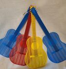 Kyпить LARGE GUITAR SHAPED FLY SWATTERS 3 COLORS на еВаy.соm
